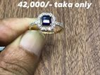 EXCLUSIVE DIAMOND RING WITH EXCITING DISCOUNT