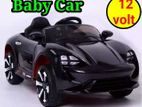 Ride on battery operated Baby private car