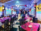 Urgent sale,well decorated Restaurant