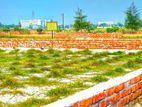 ৫ কাঠা 100% রেডি প্লট@ইউটিলিটিসহ#উত্তরা সংলগ্ন