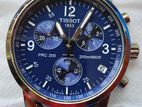 TISSOT T-SPORT PRC 200 CHRONOGRAPH WATCH