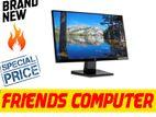 HP P204 20 Inch HD+ LED Monitor (HDMI, VGA, DP) (3year)