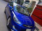 Hyundai Accent BLUE 2013