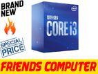 Intel Core i3 10th Gen 10100 Processor (3year)