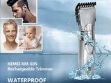 Kemei KM-605 Beard Trimmer Hair Clipper For Men