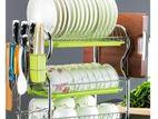 লাইফ টাইম ব্যবহার যোগ্য@Premium Quality 3 layer kitchen rack