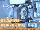 "Macbook Pro Retina 15"" 2015 A1398 820-00138 Liquid Damage Repair Service"