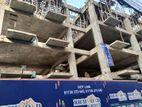 নির্মাণাধীন বিলাসবহুল 1675 বর্গফুটের ফ্ল্যাট বিক্রয় @ Bashundharay