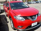 Nissan X-Trail G Emergency break 2017