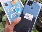 OPPO A15 Ram4,Rom 64 (Used)