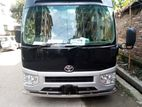 Toyota Coster Rent For Any Tour