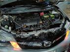Toyota Fielder car 2013