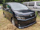 Toyota Voxy V MICA BLACK DHAKA 2016