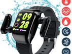 S300 Smart Watch Heart Rate Monitor Bluetooth