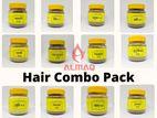 Almaq হারবাল চুলের প্যাক (Hair pack)