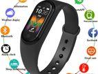 M5 Smart Band Fitness Tracker Watch Sport