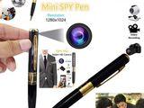 Spy Pen Camera-গোপন ভিডিও ক্যামেরা-Full HD