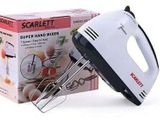 Electric Egg Beater and Mixer for Cake Cream