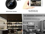 A9 Mini Camera Full HD 1080P IR Night Vision
