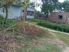 উত্তরা আব্দুল্লাহপুর থেকে ২০ মিনিট দুরত্বে চানপাড়া জমি বিক্রয়