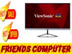 "Viewsonic VX2276-SHD 75hz 21.5"" FHD IPS LED Monitor(3Year)"