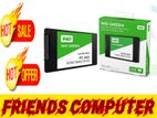 Western Digital Green 120GB SSD(3Year)
