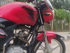 Yamaha Alpha motorbike 2013