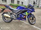 Yamaha X Max R15 ইন্দো কাগজ ১০ বছর 2018